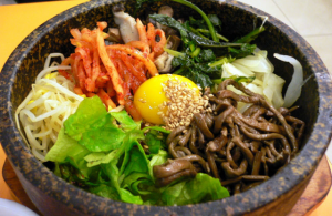 Gosari (고사리) Braised Fiddlehead (Fern bracken) in bibimbap